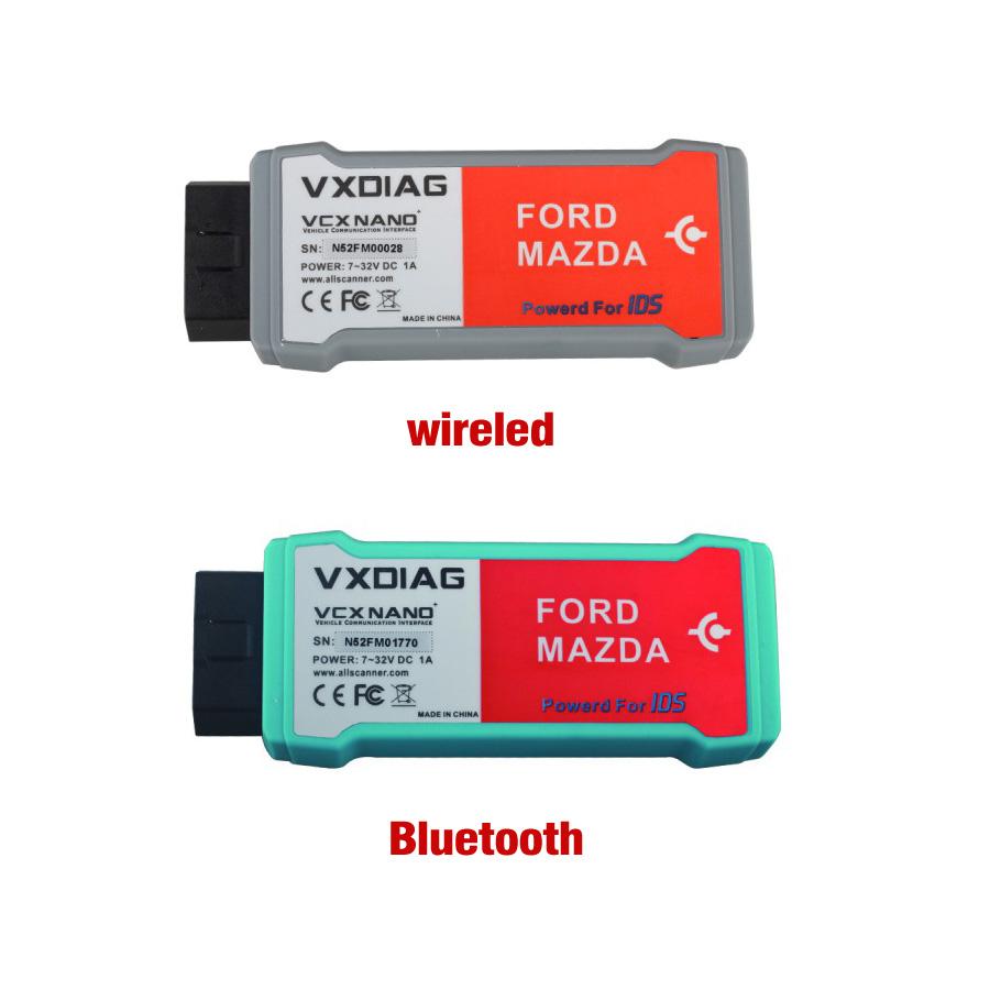 vxdiag nano for Ford