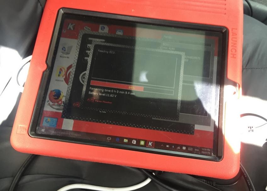 MPPS V13 /V16 KESS V2 works on TABLET with Windows 7 8 10