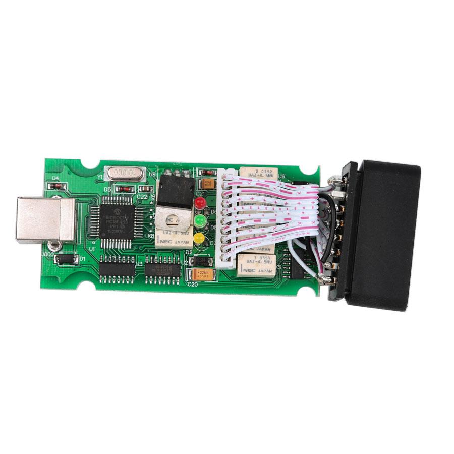 Opcom-firmware-1.65-PCB