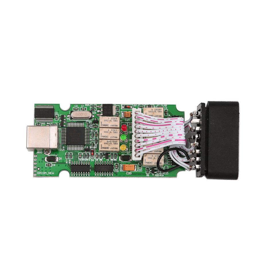 Opcom-firmware-1.70-PCB