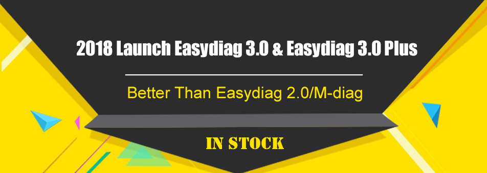 launch easydiag in stock