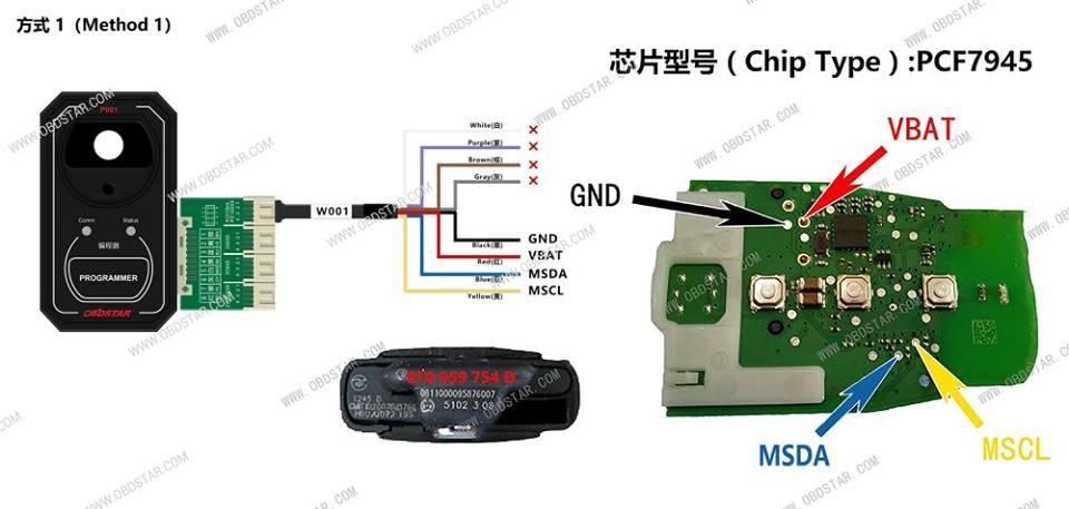 obdstar-x300dp-plus-p001-programmer-chip-pcf79xx-wiring-3