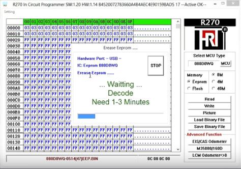 R270-BDM-programmer-m35080-6