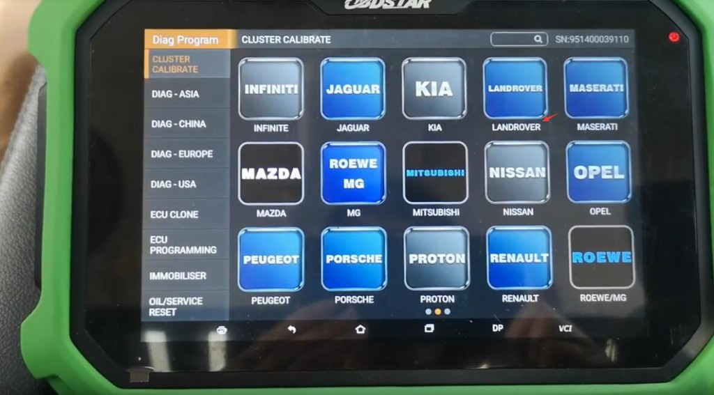 obdstar-x300-dp-plus-calibrate-2012-land-rover-discovery-4-cluster-3