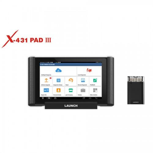 x431 pad iii