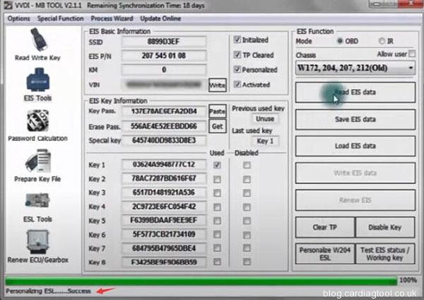 XHORSE ELV Emulator