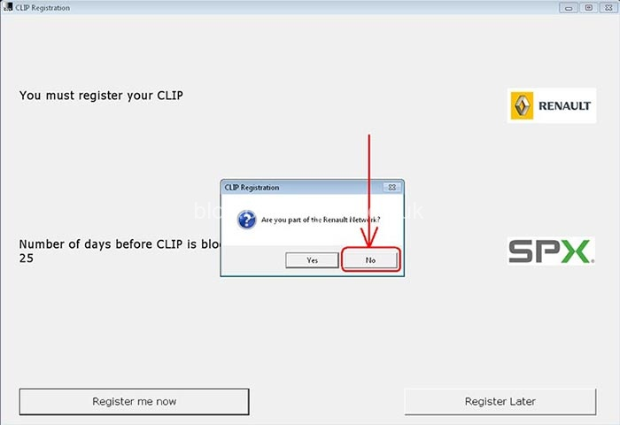 Can Clip V200 software
