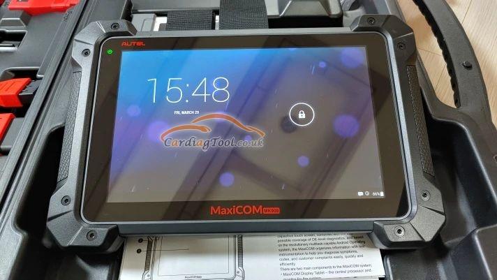 autel-maxicom-908p-no-communication-message-solution-achieved-3