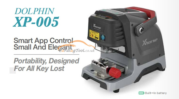 xhorse-dolphin-xp005-automatic-key-cutting-machine-user-guide-1