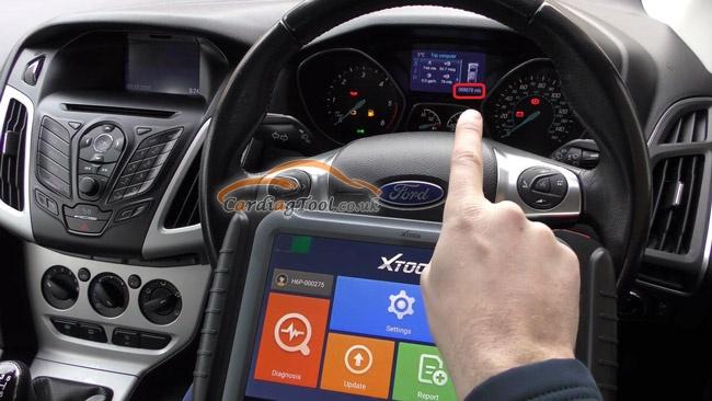 xtool-x100pad3-ford-vehicle-mileage-correction-adjustment-1