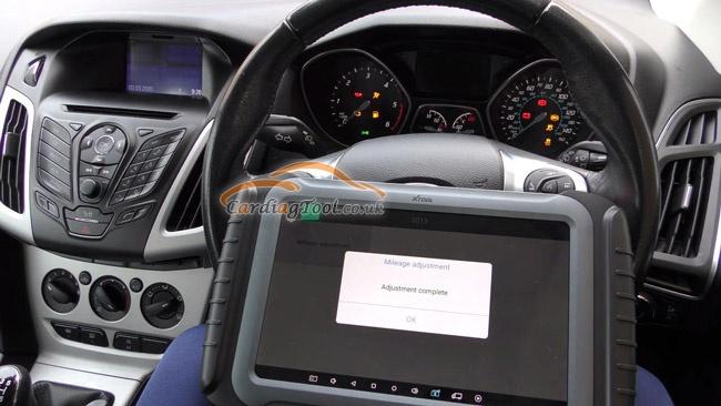 xtool-x100pad3-ford-vehicle-mileage-correction-adjustment-12