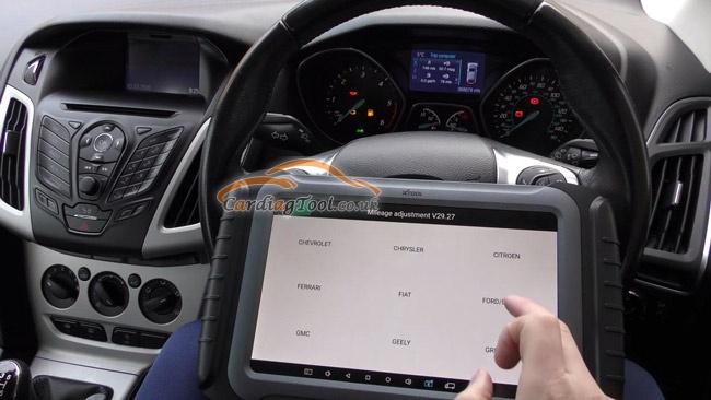 xtool-x100pad3-ford-vehicle-mileage-correction-adjustment-5