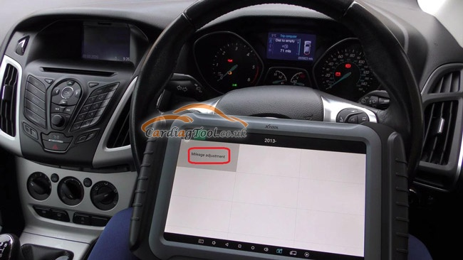 xtool-x100pad3-ford-vehicle-mileage-correction-adjustment-8