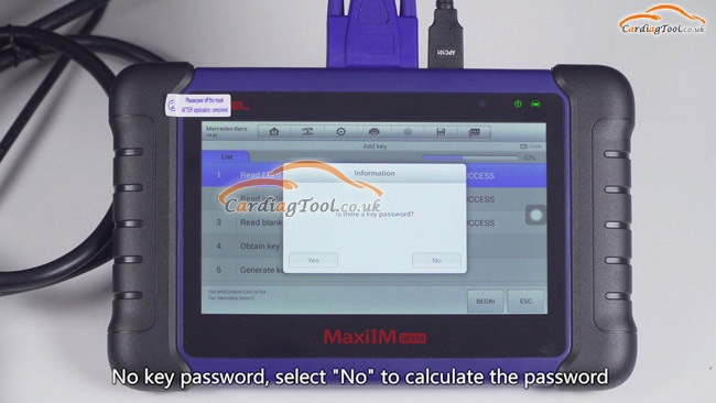 how-to-use-autel-im508-xp400-pro-key-programmer-to-add-new-mercedes-benz-key-13