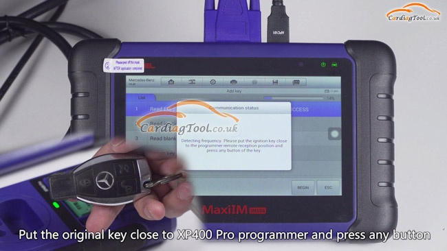 how-to-use-autel-im508-xp400-pro-key-programmer-to-add-new-mercedes-benz-key-7