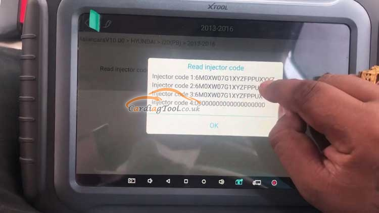 how-to-use-xtool-a80-pro-to-perform-injector-coding-for-hyundai-xcent-4