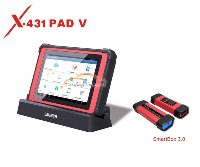 launch-x431-pad-v-register-download-diagnostic-software-tutorial-1