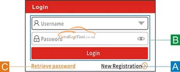 launch-x431-v+-pro3-user-registration-vci-activation-diagnostic-software-download-tutorial-2