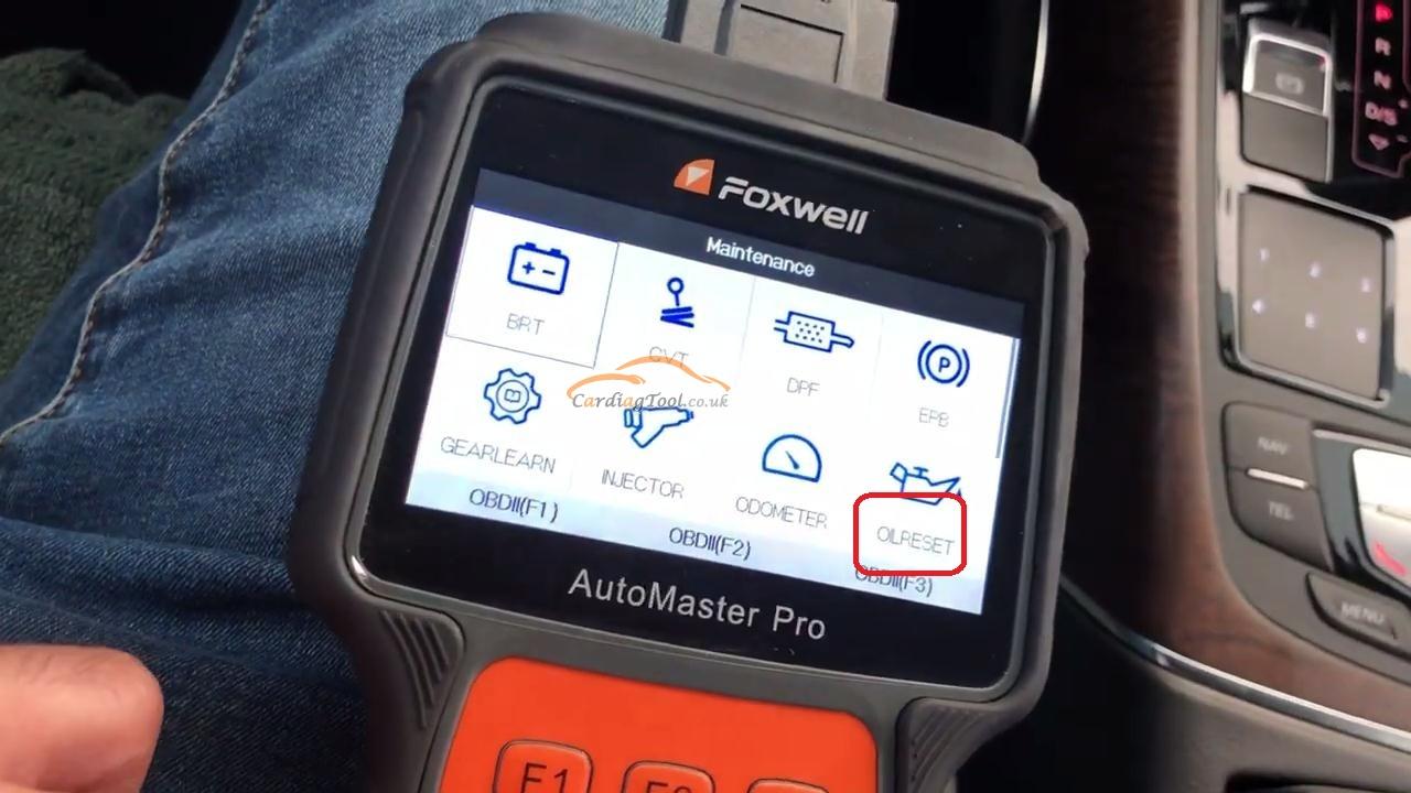 foxwell nt680 pro-audi-a6-2011-oil-reset-5