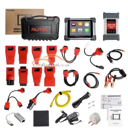 autel-maxisys-ms908spro-special-functions-user-guide-dpf-immo-service-1