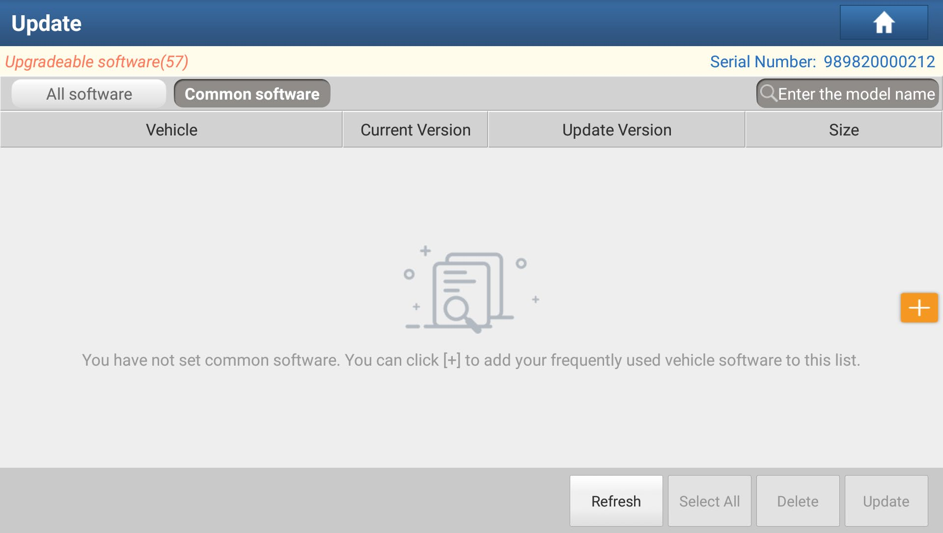 Launch X431 PAD V User Instruction Software Update & Renew Subscription3