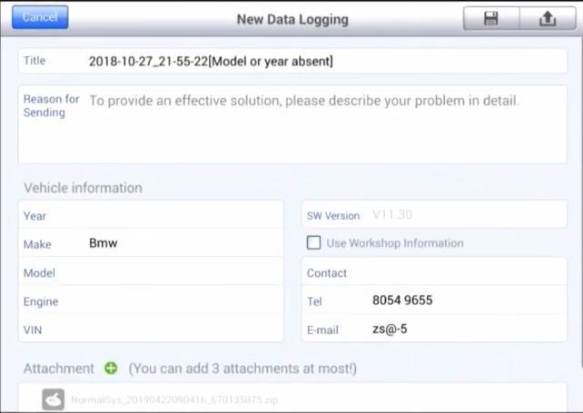 autel-mk808-register-update-change-language-and-update-data-log-8