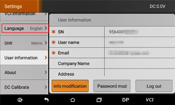 godiag-gd801-language-change-software-update-2