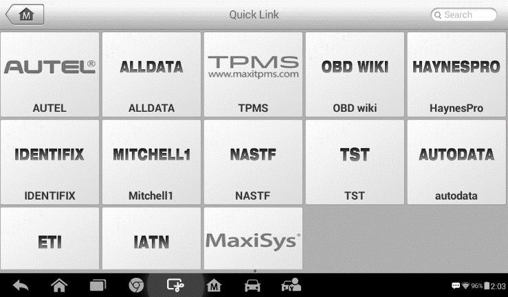 autel-mk808-diagnostic-scanner-data-logging-quick-link-3