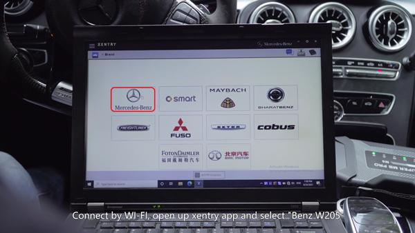 super-mb-pro-m6-in-vehicle-benz-w205-all-modules-diagnostic-test-6