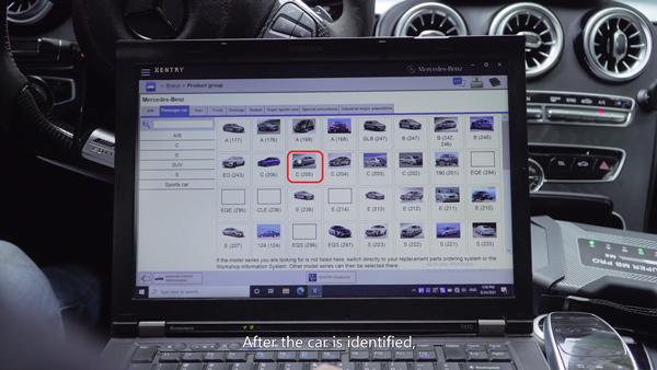 super-mb-pro-m6-in-vehicle-benz-w205-all-modules-diagnostic-test-7